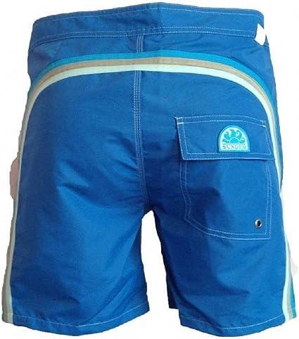 TALLA 27. SUNDEK Low Rise Pantalones Cortos para Hombre