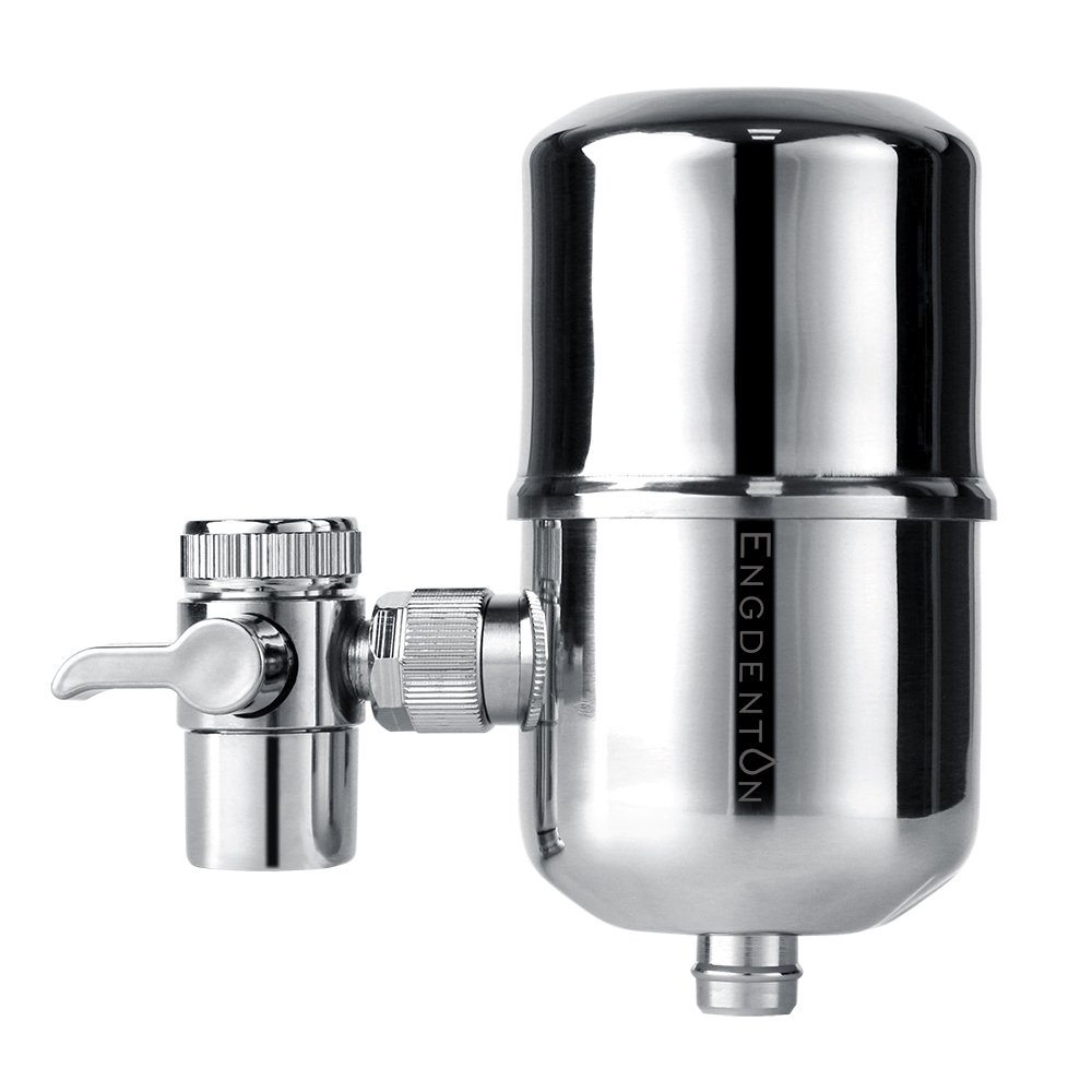 Engdenton 6 Stage faucet Water Filter Water Purifier Stainless-steel ...