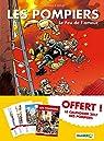 Les Pompiers, tome 3 : Le Feux de l'amour par Cazenove