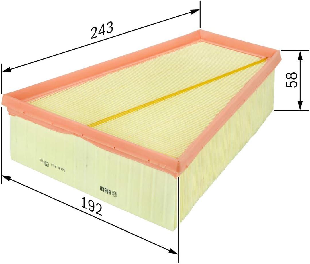 Bosch 1457433573 Luftfiltereinsatz Auto