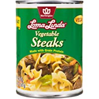 Loma Linda - Plant-Based - Vegetable Steaks (20 oz.) – Kosher