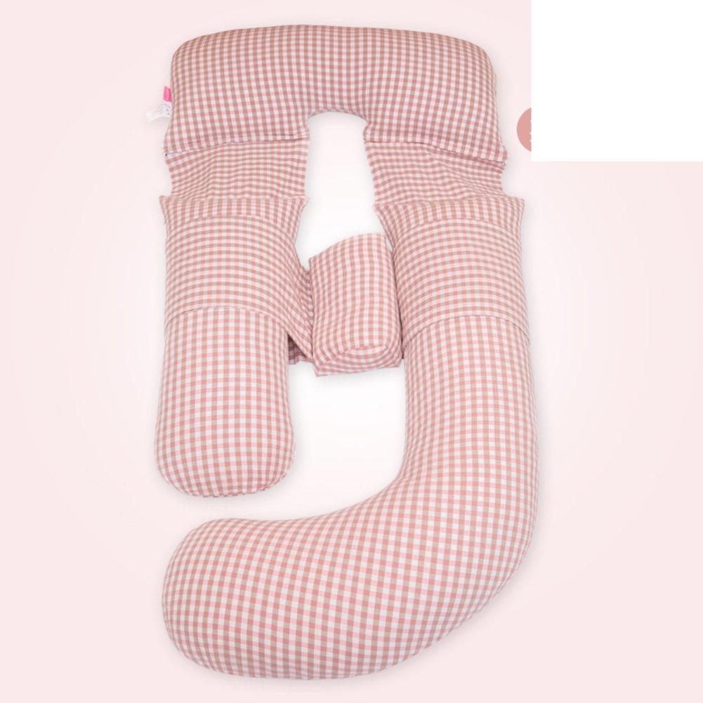HDSGFDSHGK pregnancy pillow waist side sleeping pillow lateral pillow cushion pregnancy supplies u pillow multifunctional pillow sleeping pillow-H 170x70x20cm(67x28x8inch)