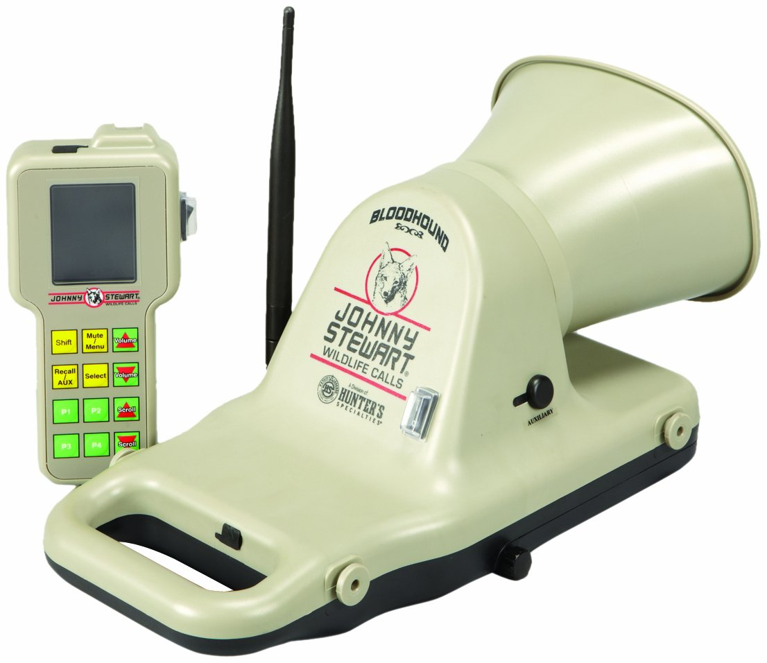 Johnny Stewart Bloodhound Digital Predator Call by Hunter's Specialties
