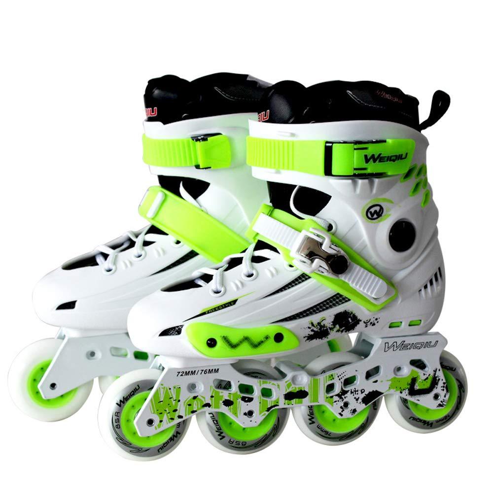 Giow Erwachsene Erwachsene Erwachsene Rollschuhe, Inline-Skates Flache Schuhe Für Herren Pu-Rad B07MTHPMF9 Leichtathletikschuhe Flut Schuhe Liste 3967c1