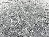 Pack of 1, Metallic Silver Veryfine Cut 10 Lb Spring-Fill Shred Great for Baskets, Boxes, Containers or Bags