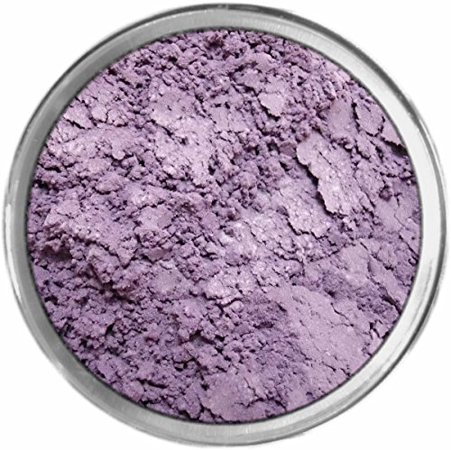 (Violet Loose Powder Mineral Matte Multi Use Eyes Face Color Makeup Bare Earth Pigment Minerals Make Up Cosmetics By MAD Minerals Cruelty Free - 10 Gram Sized Sifter Jar)