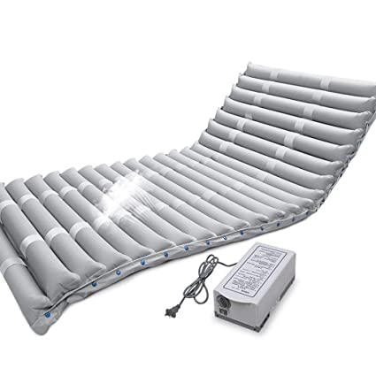 Masaje colchón antiescaras colchón de masaje cuidado de cama ...