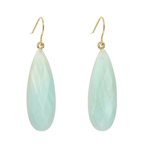 Lola Rose Women Green Coral Dangle and Drop Earrings 698009 4rmE1b