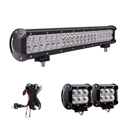 126w Led Light Bar Wiring Diy Enthusiasts Wiring Diagrams