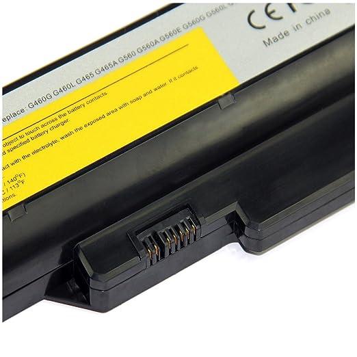 Amazon.com: 10.80V,4400mAh,Li-ion,Hi-quality Replacement Laptop Battery for LENOVO B470, B570, IdeaPad G56, IdeaPad G560 0679, IdeaPad V360, IdeaPad V370, ...