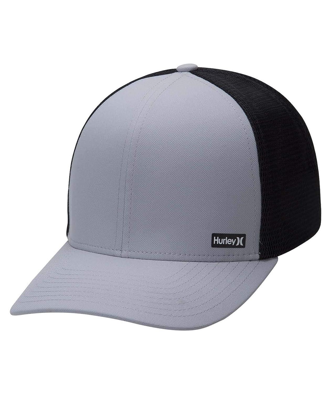 Hurley M League Hat Gorra, Hombre, Light Carbon, 1SIZE: Amazon.es ...