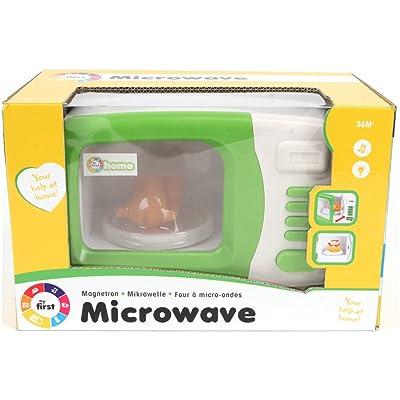 OTTO SIMON DE 4734007-ENFANTS MICRO-ONDES AVEC SON