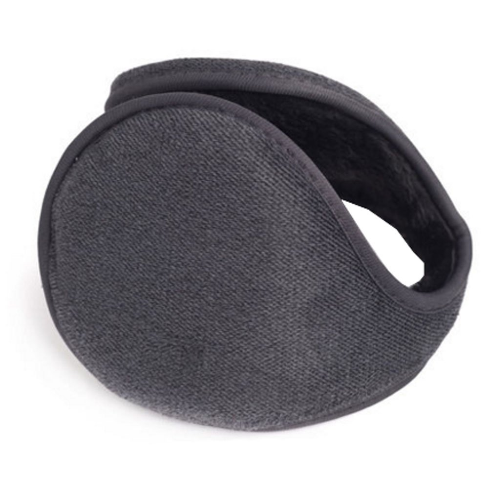Männer bequemen weichen Ohrenschützer Ohrenwärmer Winter-Zubehör, E KE-CLO2474962011-JASMINE05289