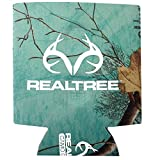 Realtree Camo Graphics Brand Logo Sports Drink Beer Water Soda Beverage Can Insulated Picnic Outdoor Party Beach BBQ Kooler Can Cooler - 12oz Magnetic Mint Cover