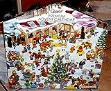 Choceur 24 Day Christmas Advent Calendar With Milk Chocolate Figures (Germany)