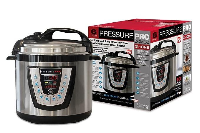 6 Quart Seal Ring for Harvest Cookware Pressure Pro Pressure Cooker