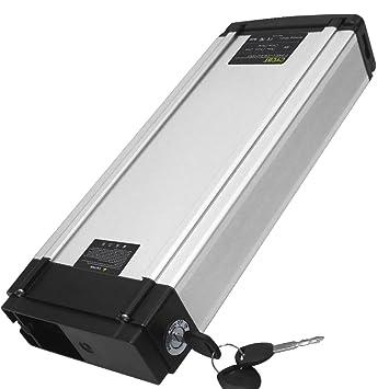 EHEBT Batería para bicicleta (36 V-10,4 Ah, compatible con E-GO ...