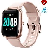 LIFEBEE Smartwatch, Reloj Inteligente Impermeable IP68 para Hombre