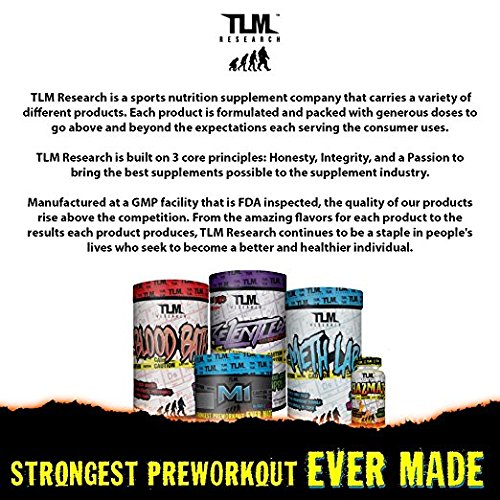TLM Research Relentless BCAA for Intraworkout and Post Workout Recovery with Added Glutamine and Nitrosigine (Pina Colada, 30 Serving)