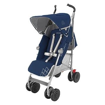 Maclaren Techno XT - Silla de paseo, color Medieval azul/plata: Amazon.es: Deportes y aire libre