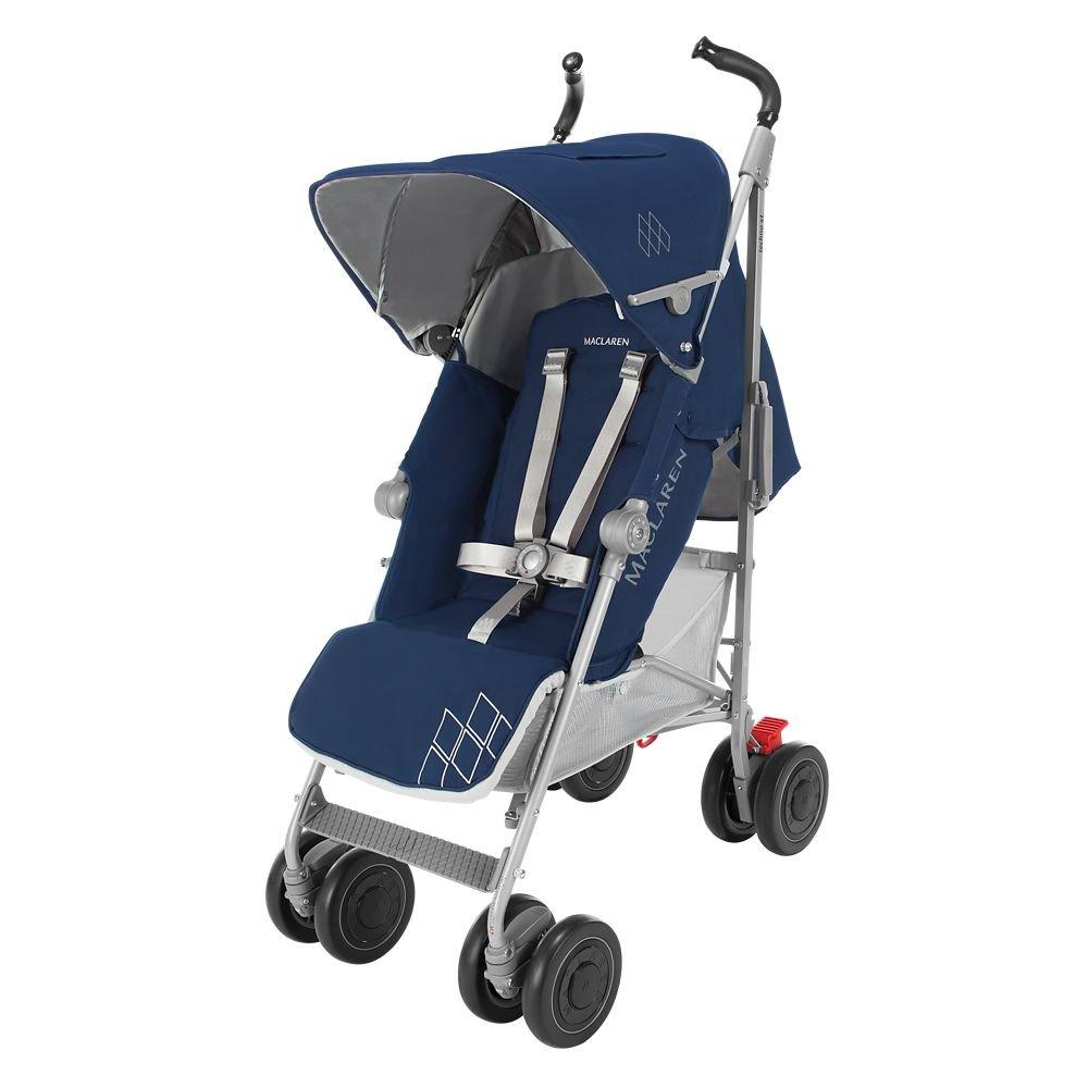 Maclaren Techno XT - Silla de paseo, color Medieval azul/plata product image