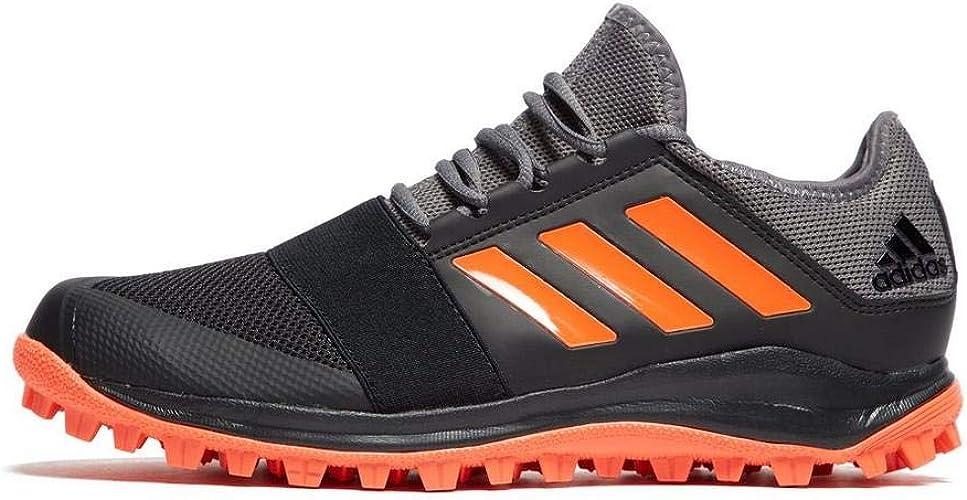 Adidas Divox 1.9S Hockey Shoe – AW18 - Black, size: 40 2/3 EU ...