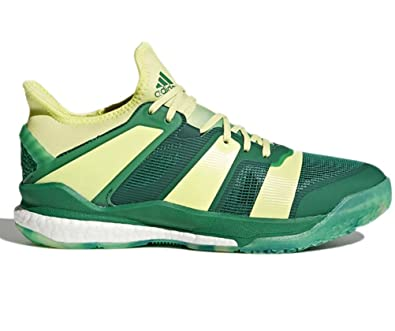 promo code 84d0b d7da8 adidas Men s Stabil X Handball Shoes, Green (Bgreen Sefrye Cgreen),
