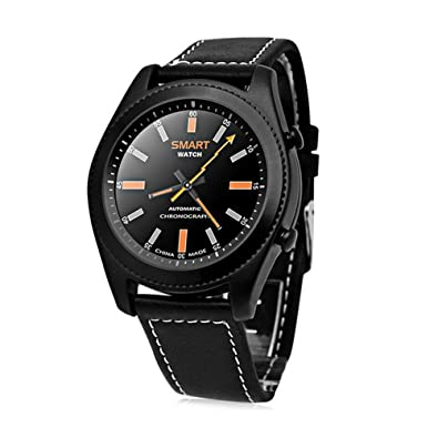 OULII SmartWatch S9 Smart Watch Bluetooth con esfera redondo reloj ...