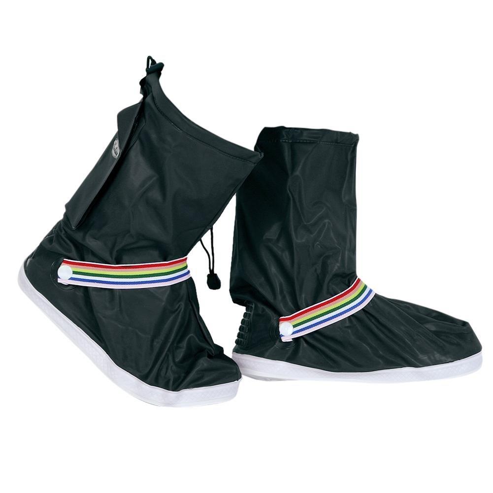 Broadroot Housse de pluie pour chaussures Portable étanche à chaussures couvertures (Jasper)