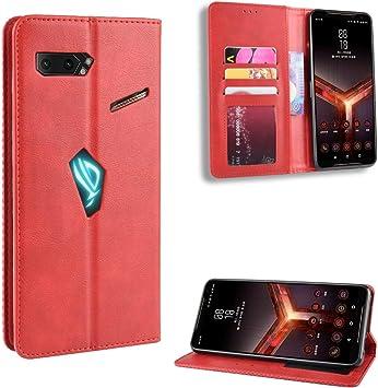 Custodia® Capirotazo Billetera Funda para ASUS ROG Phone ZS600KL ...