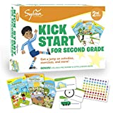Sylvan Kick Start for Second Grade: Get a Jump on Activities, Exercises, and More! (Sylvan Language Arts Bundles)