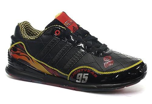 buy online 4dea8 bfaaf Adidas Disney Cars 2 Kids Sneakers, Size 3