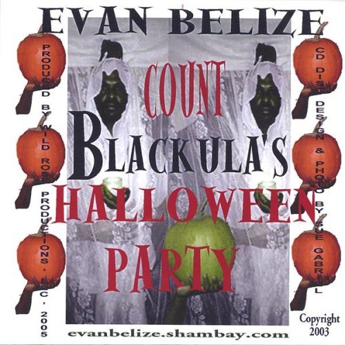 Count Blackulas Halloween Party
