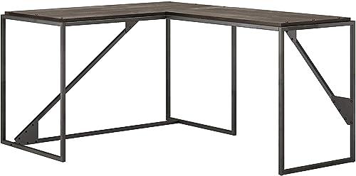 Bush Furniture Refinery 50W Desk - the best home office desk for the money