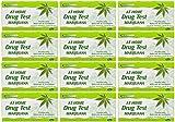 Lot of 12 Kits Assured At Home Marijuana Drug Tests