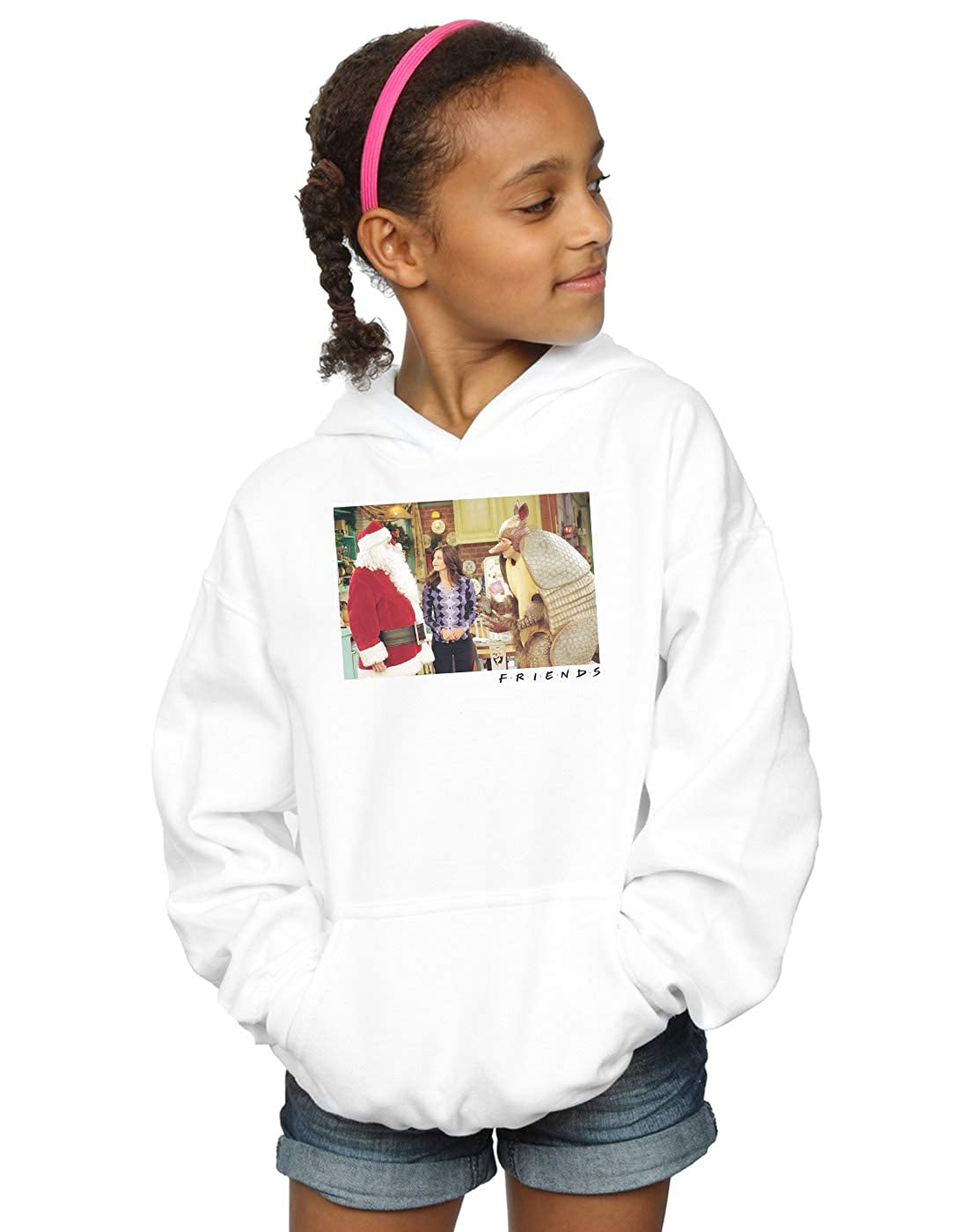 Absolute Cult Friends Girls The Holiday Armadillo Hoodie