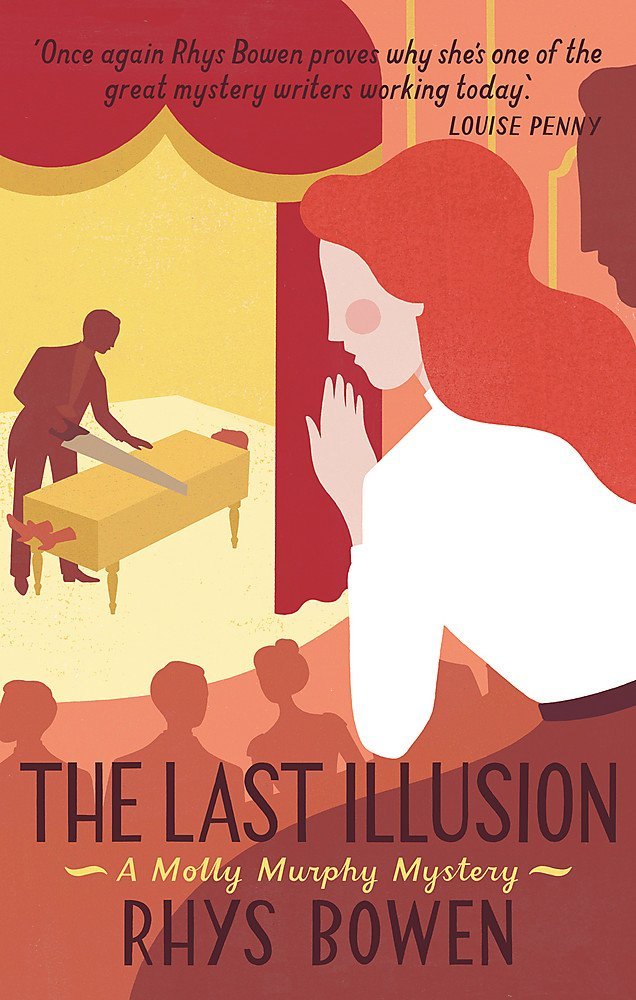 The Last Illusion (Molly Murphy, Band 9)