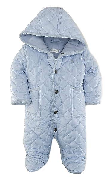 Polo_Ralph Lauren - Mono - para bebé niña Azul Azul 6 Meses ...