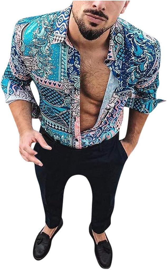 Camisa Hawaiana Hombre, Camisas de Hombre Estampadas Camisas Hawaianas Cerveza Camisas Hombre Manga Larga Burdeos Camisas Hombre Verano Flores Camisetas Hombre Originales: Amazon.es: Ropa y accesorios