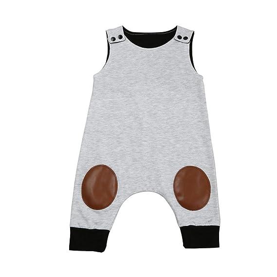 K-youth Niño Bebe Monos 2018 Ropa Bebe Niño Verano Ropa Bebe Recien Nacido Bebé Niño Niña Mameluco Lindo Mono Escalada Ropa Bebé Unisex Monos ...