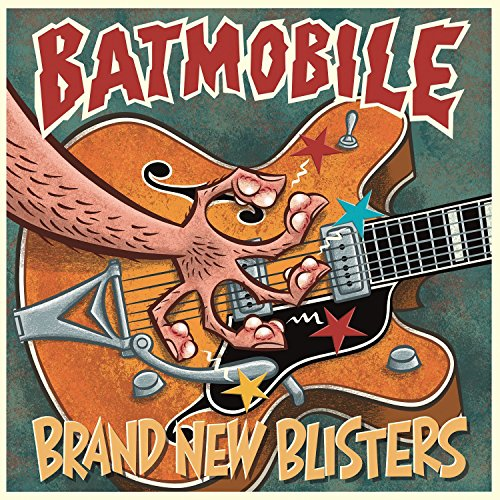 Batmobile - Brand New Blisters (180 Gram Vinyl, Black, Digital Download Card)
