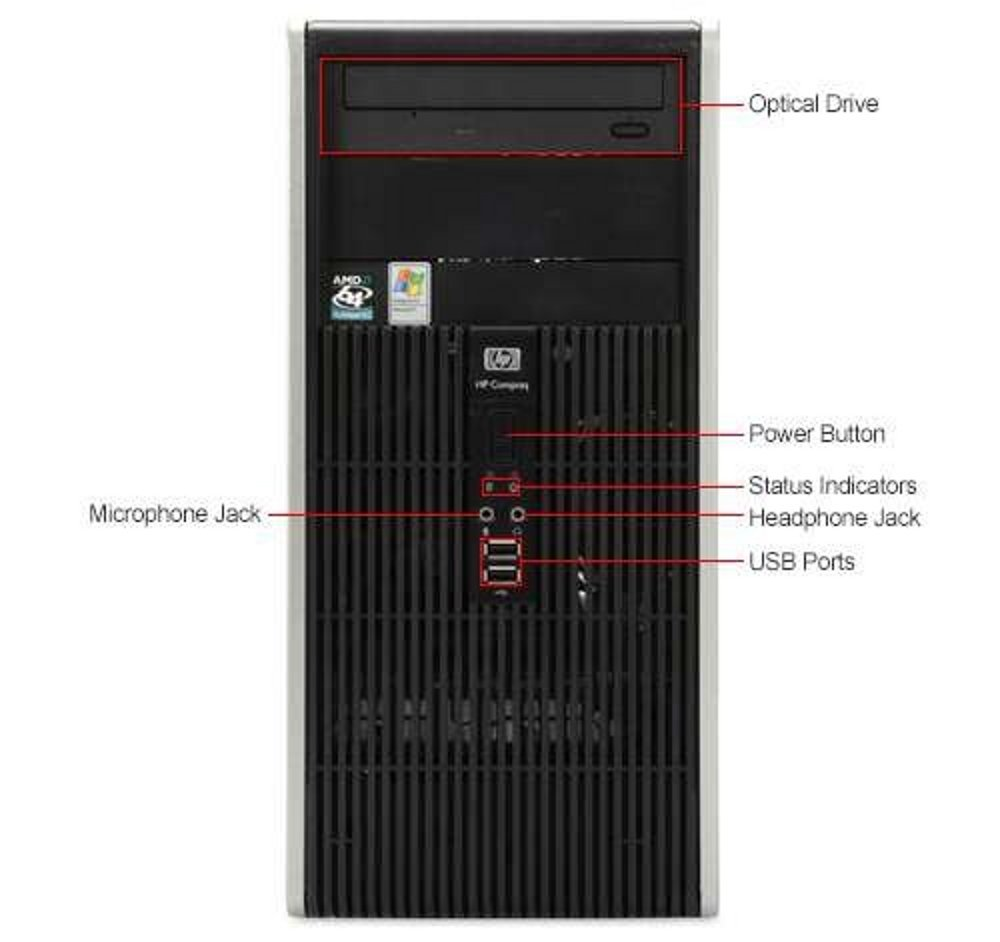 HP DC5750 MICROTOWER DRIVERS DOWNLOAD (2019)