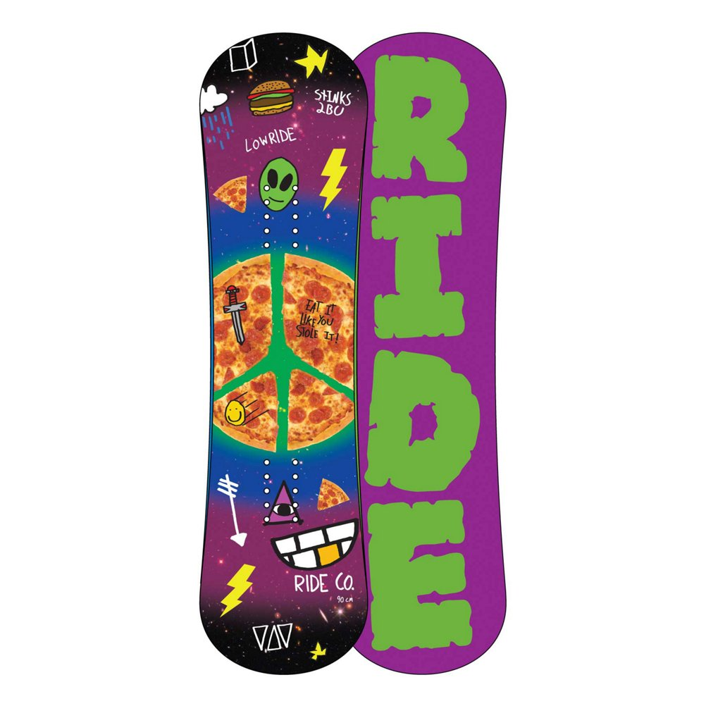 Ride LowRide Snowboard - Youth