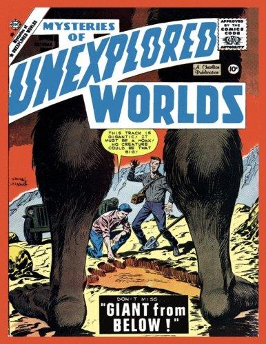Download Mysteries of Unexplored Worlds # 15 pdf epub