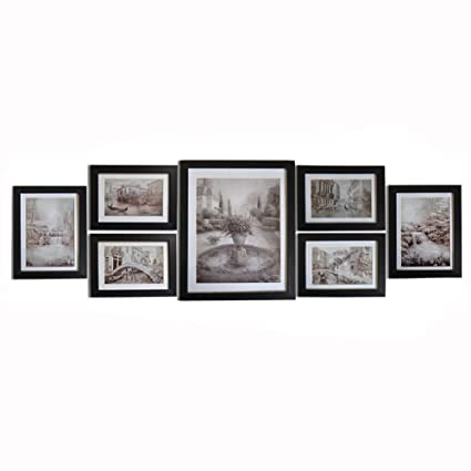 Amazon.com - Giftgarden Wall Landscape Painting Picture Frame ...