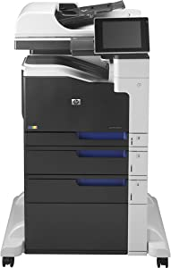 HP CC523A#BGJ LaserJet Enterprise 700 Color MFP M775f Multifunction Laser Printer (Renewed)