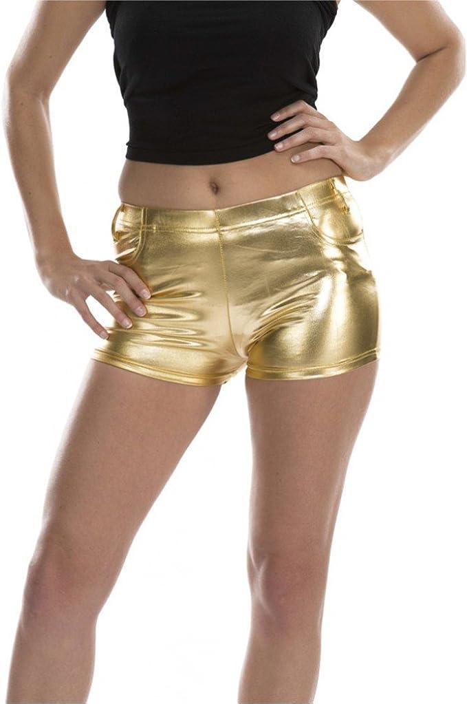 Hose Gold Damen