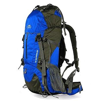 Outdoor A Mochilas montaña Bolsa de montañismo al Aire Libre Hombros Hombres y Mujeres multifunción Mochila de Viaje Impermeable de Gran Capacidad 40L / 50L ...