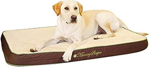 K H Pet Products Memory Sleeper Orthopedic Memory Foam Pet Bed