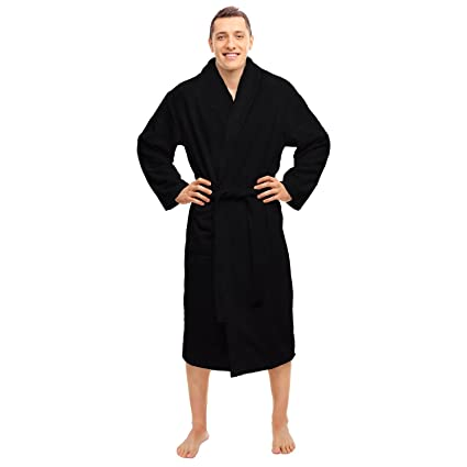 5f899bd97c Image Unavailable. Image not available for. Color  Hotel   Spa Black Robe